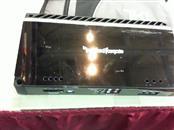 ROCKFORD FOSGATE Car Amplifier P1000-1BD